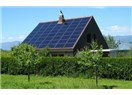 Fotovoltaik Elektrik Üreten Paneller