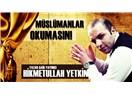 Müslümanlar okumasın!