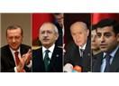 """Mecliste grubu bulunan üç """"yeni"""" muhalefet partisi """"Parelelleşip"""" iktidar sahibi olacak!!"""