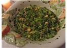 Kremalı Ispanak Salatası