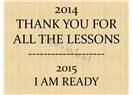2014'ü neden seviyorum?