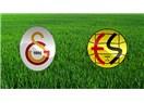 Galatasaray büyük olduğunu gösterdi. GS.:4 - Eskişehirspor. 2