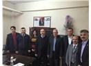 Samsun Büro Memur-Sen Yönetim Kurulu ilçe ziyaretleri devam ediyor
