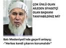 """Batı'nın, İslam ve """"terör ve terörist"""" iddiaları nereden kaynaklanmaktadır (4)"""