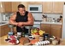 Evde vücut geliştirmede beslenmenin önemi