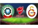 Galatasaray'a evinde şok: Galatasaray :0 - Diyarbakır BŞB :2