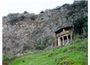 Fethiye'de Bahar ve Amintas Mezarları
