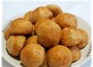 İçi mantar ve sebze karışımlı patates köftesi