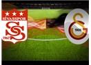 Galatasaray zorlandı. M.Sivasspor : 2 - Galatasaray : 3