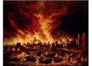 Akıl almaz Londra yangını
