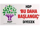HDP Üzerinden Kısa Bir Seçim Değerlendirmesi