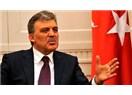 Gül'ün ders alınacak siyasete dönmeme kararı