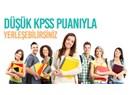 Düşük KPSS puanıyla hangi pozisyonlara yerleşebilirsiniz?