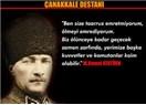 18 Mart 1915; Atatürk tarih sahnesinde!