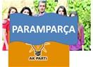 AK Parti paramparça..