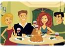 """""""Asla yalnız başına yemek yemeyin!"""" Epikuros"""