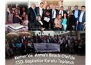Türkiye Sakatlar Derneği Başkanlar Kurulu toplantısı Antalya da yapıldı