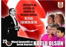 23 Nisan'da Türkiye'de çocuk olmak…