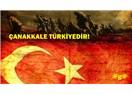 Çanakkale Türkiyedir!