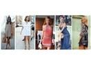 2015 Yaz Modası: Elbise Modelleri