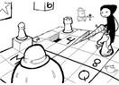 Zevkli bir sayısal bulmaca oyunu sudoku