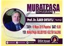 İlber Ortaylı'ya ve Antalya Muratpaşa Belediye Başkanı Ümit Uysal'a canı gönülden teşekkür ediyorum