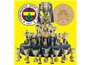 En çok kupa Fenerbahçe'de ! Kaçış yok !