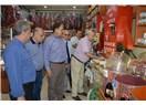 TESK Genel Başkanı Palandöken Malatya'da esnafları ziyaret etti