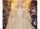 Haute Couture Devi Elie Saab'ın Altın Tasarımları