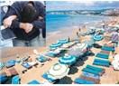 Plaj Palas'ta hırsızlık