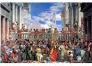 Paris'te Mona Lisa ve Sultan Süleyman karşı karşıya