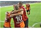 Galatasaray-Düşük tempo dostluğu