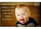 Down sendromlu çocukların ailelerine tavsiyeler