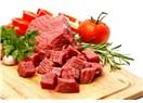 Sağlıklı beslenmede etin yeri