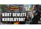 """Türkiye'yi bölerlerse Demirtaş hayali """"Kürt devleti""""nin Başkanı mı , Başbakanı mı olur!?"""