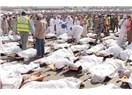 Hacda 753 hacının ölmesi, 887'sinin yaralanması kader mi?