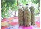 Evde yeşil zeytin yapımı (Kırma zeytin)