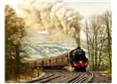En sevdiğim yolculuk tren yolculuğudur