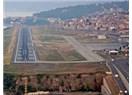 Trabzon'a bir uçak indi