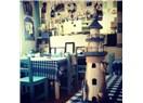 Fener/ Balat'ın En Mavi Kafesi: Byzas Cafe