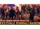 Adana Kebap-Şalgam Festivali'ni basanlar kimler ?