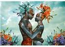 Öyle bir kadın sevmelisin ki dünyayı değiştirmelisin... Bir kadın sev!!!