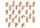 Süzme sözcükler 296: (Haiku) ellerin dili