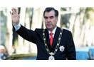 Bir Başkan da Tacikistan'da var