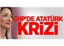 CHP'den Atatürk'ü kaldırmak
