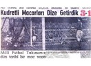 19 Şubat 1956 unutulmayan 3-1 lik Macar zaferine saygı ile...