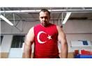 Olimpiyat 2. si devlet sporcusu işitme engelli Mahmut Kılıç ile....
