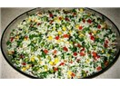 Salatalar, leziz tarifler pratik