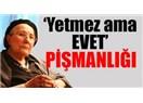 Adalet Ağaoğlu'nun referandum pişmanlığı: 'Enayilik etmişim'