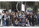 Dokuz Eylül Üniversitesi toplulukları 8 Mart Emekçi Kadınlar Günü'nde birlik olup farkındalık yaratt